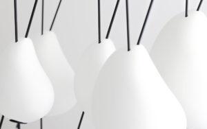 DETAILS BATTERY CHARGED LAMP BELLE DE NUIT