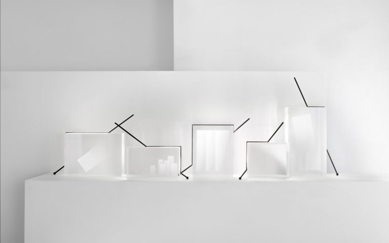 Light Fragments - Pièce de collection Design Ymer & Malta
