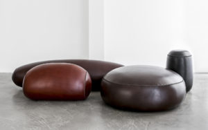 SEATING VICTORY S M XL CALFSKIN