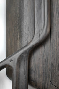 DETAILS CABINET OURS WOOD TRADITIONAL JAPANESE ASSEMBLY