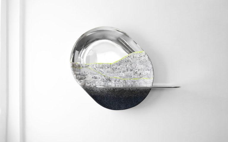Paysage Polaire - Pièce de collection Design Ymer & Malta
